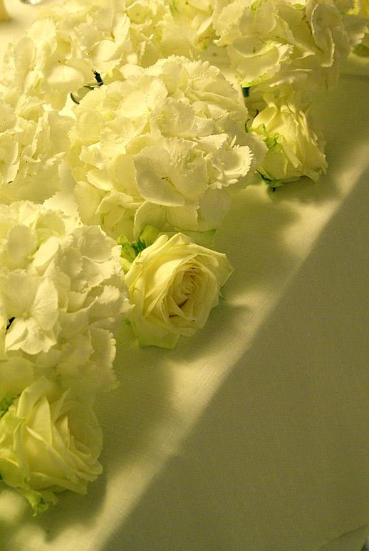 Dekoracja sali weselnej w Oświęcimiu