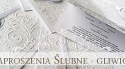 Zaproszenia na ślub - Gliwice