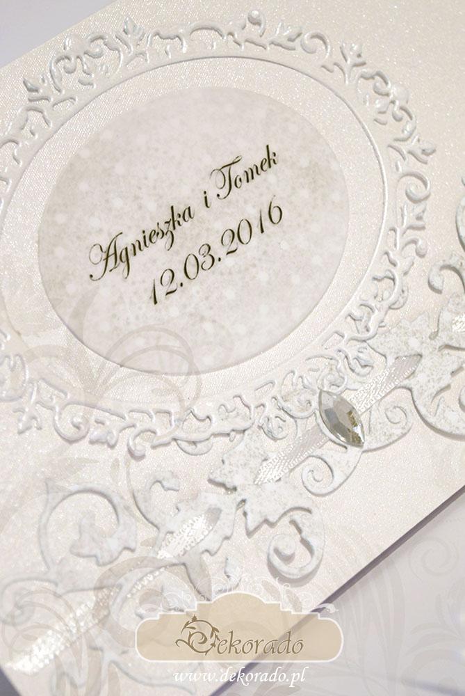 Zaproszenia na ślub i wesele - Opole